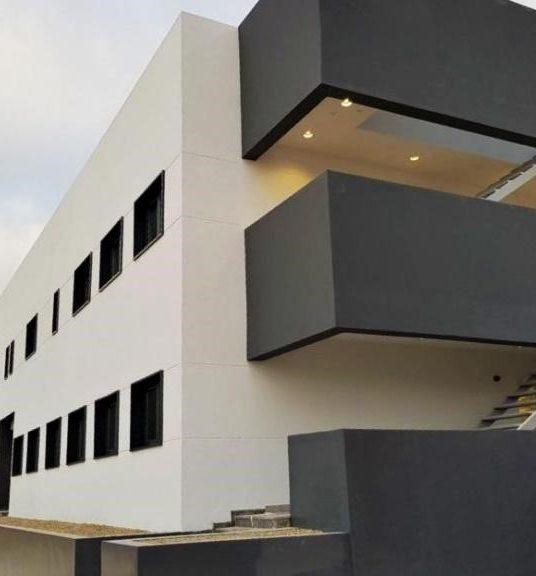 Grupotec construye llave en mano las nuevas oficinas NATBERRY en <b>Marruecos</b>