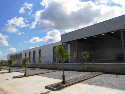 Planta Industrial componentes automoción | DELPHI