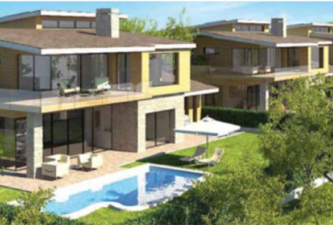 Construction of pools for private residence