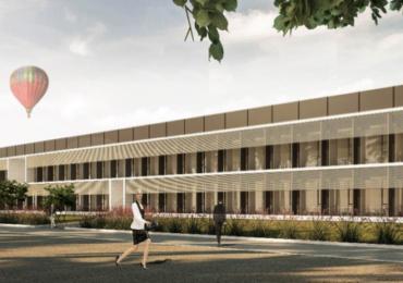 Concurso edificio departamental Universidad UMH