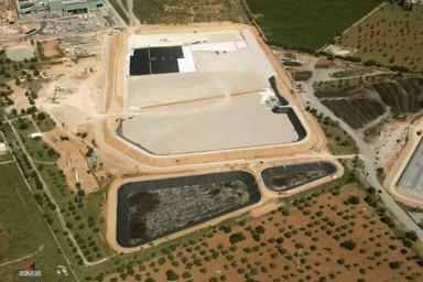 Planta de tratamiento de residuos sólidos urbanos | FCC MEDIO AMBIENTE