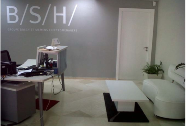 Remodeling Bosch offices