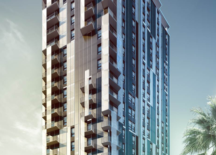 Propuesta Torre Orriols 108 Viviendas