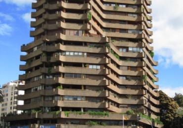 Rehabilitación fachadas edificio Torre Ripalda