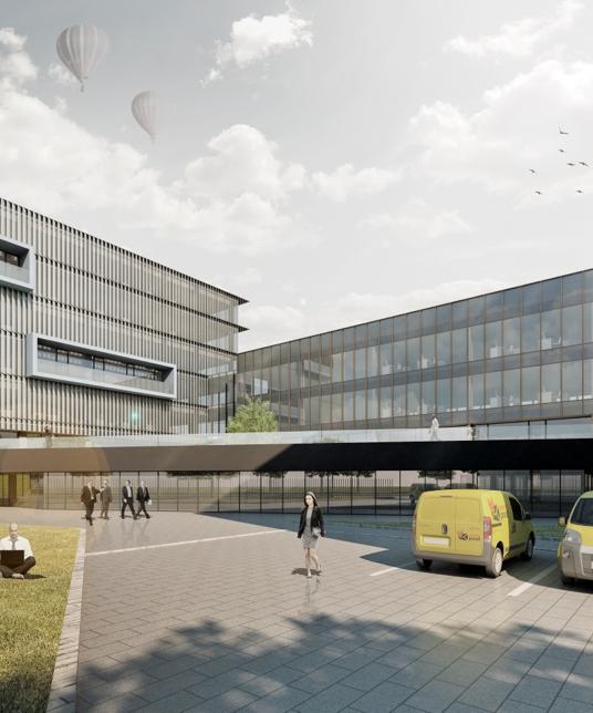 Propuesta ampliación oficinas LIDL España