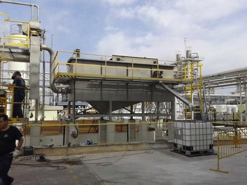 Planta de tratamiento de aguas residuales | TAKASAGO