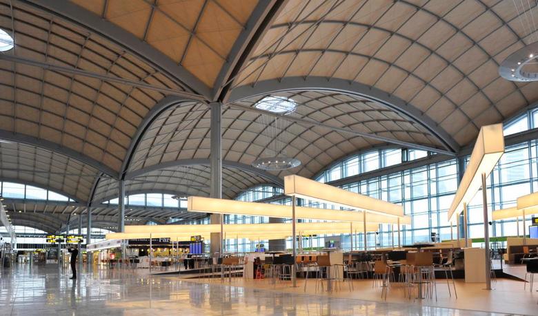 Instalación eléctrica Terminal 2 Aeropuerto Alicante