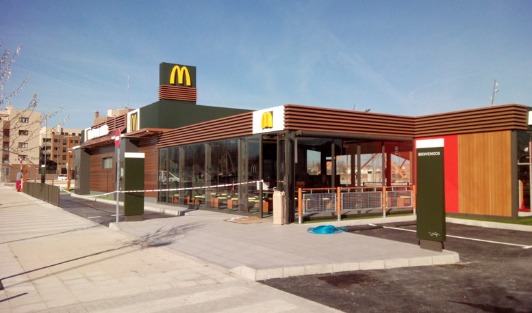 Restaurante Easy McDonalds