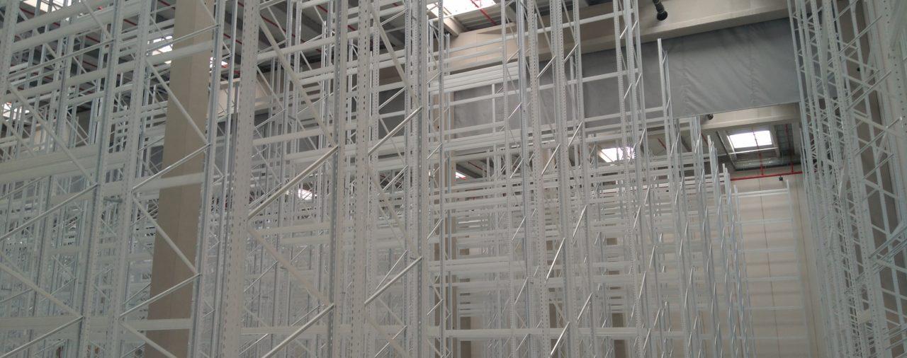 Centro logístico de almacenamiento y distribución | CLAVE DENIA