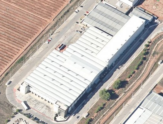 Almacén logístico autoportante | ALMACENES LÁZARO