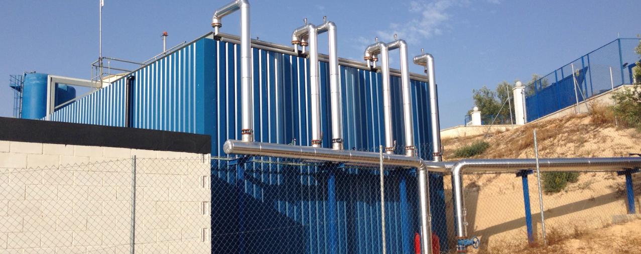 Nuevo contrato para construcción de una planta de evaporación de lixiviados (EPC)