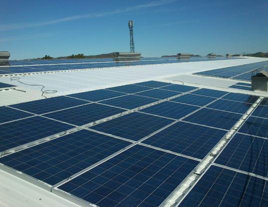 Instalación Fotovoltaica Autoconsumo   CATADAU