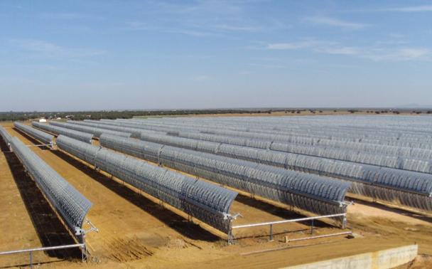 Plantas solares termoeléctricas MANCHASOL 1 y 2