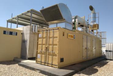 Instalación cogeneración autoconsumo 1,2MW | OSI FOOD