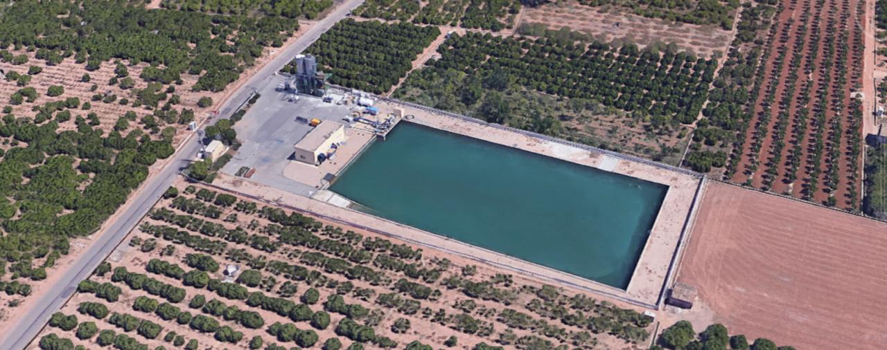 Modernización y consolidación de red de riegos de la comunidad de regantes de Villarreal