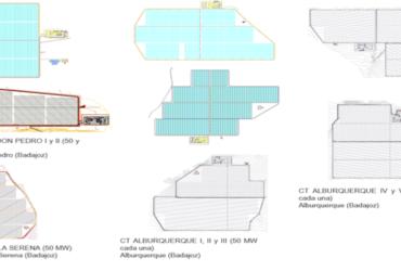 Plantas solares termoeléctricas NATURENER 1 a 8