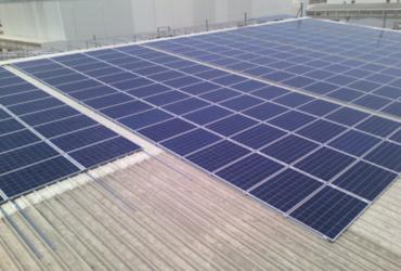 Instalación Fotovoltaica | LOGISTICS
