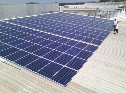 Instalación Fotovoltaica   DULCESOL