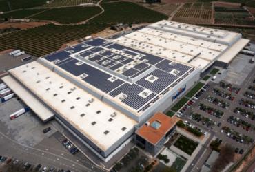 Instalación Fotovoltaica 1,1MWp | FONTESTAD