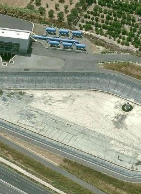 Estación de bombeo y embalse de regulación para trasvase Júcar-Vinalopó