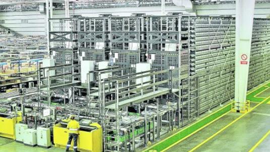 GRUPO HEFAME relies on Grupotec to execute its new logistics platform