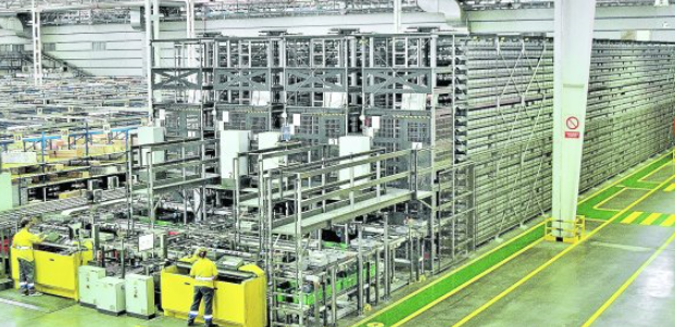 GRUPO HEFAME confía en Grupotec para la ejecución de su nueva plataforma logística