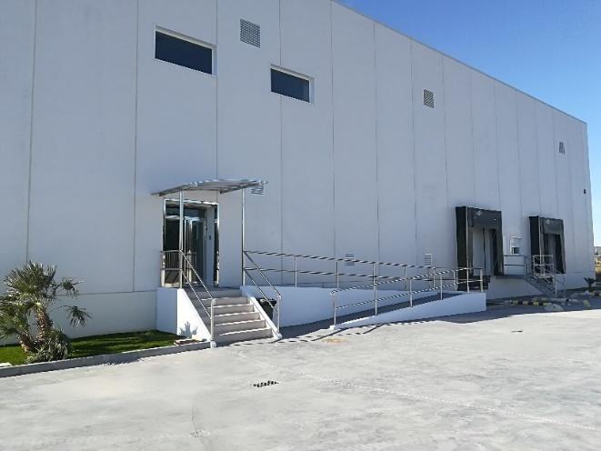 Grupotec finaliza la nueva planta para Embutidos La Cope en Torrente