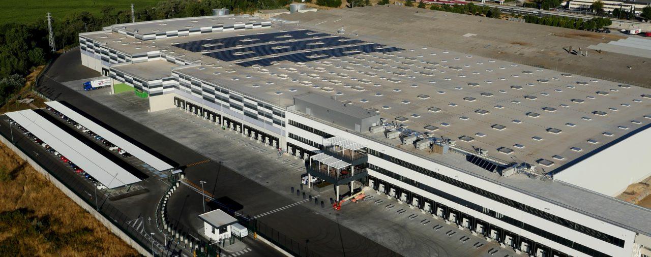 Plataforma logística | LIDL (Madrid)