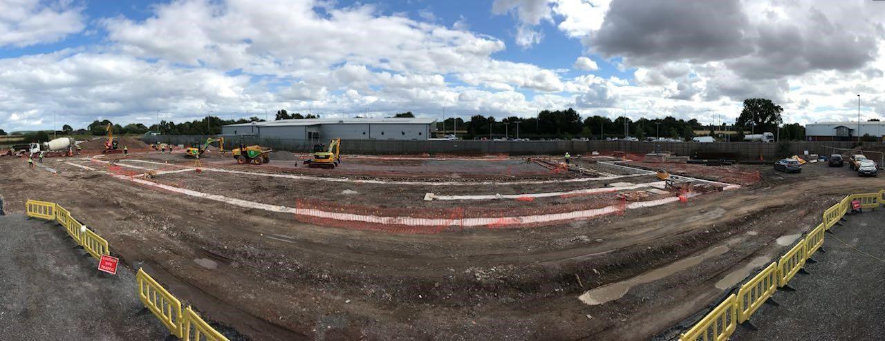 LIDL cuenta con Grupotec <b> Reino Unido </b> para la construcción de la nueva tienda piloto