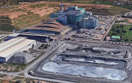 Grupotec realiza Ingeniería para ampliación del depósito controlado de cenizas para TIRME