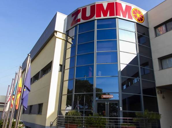 ZUMMO relies in Grupotec for the transfer of its headquarters