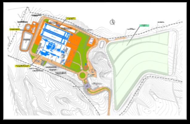 Ingeniería para Planta de Tratamiento de Residuos de la Mancomunidad del Este (Madrid)