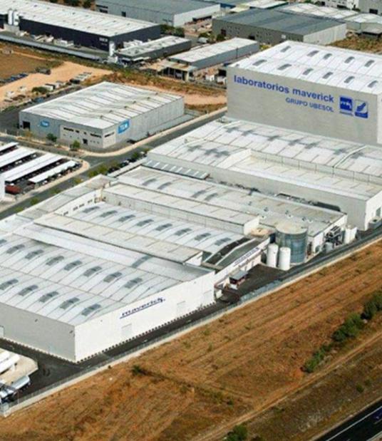 Industria de fabricación de productos de cuidado e higiene | MAVERICK