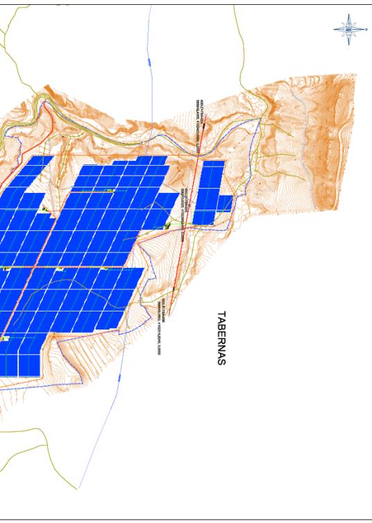 Grupotec cierra la financiación para un parque fotovoltaico de 41,6MW en Tabernas (Almería)