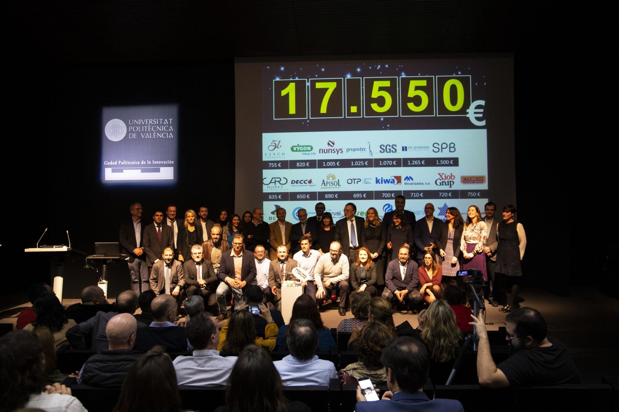 Grupotec participates in 'Personas que Brillan' II Solidarity Gala
