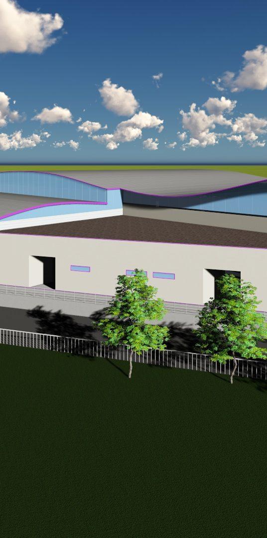 GRUPOTEC proyecta y dirige otra nueva planta de producción para MOYCA GRAPES