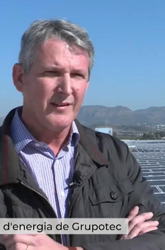 """À Punt Noticias """"La fotovoltaica ha vuelto para quedarse"""""""