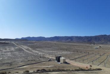 Grupotec inicia la construcción de la planta fotovoltaica en el Desierto de Almería
