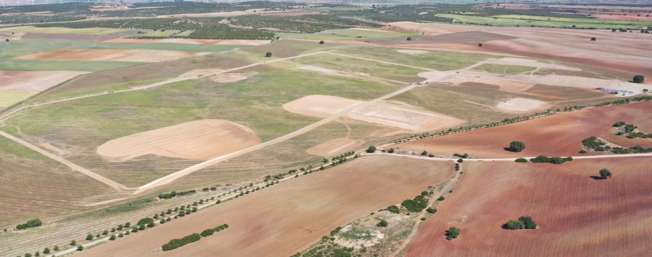 Inception of a 50MW Photovoltaic Plant in Bonete (Albacete)