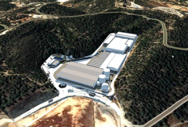 Waste treatment plant of Ibiza (Ca Na Putxa) for UTE GIREF