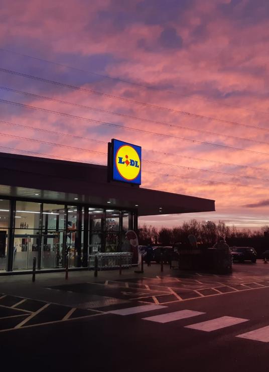 Inauguración de la tienda Lidl Mapplewell en Reino Unido