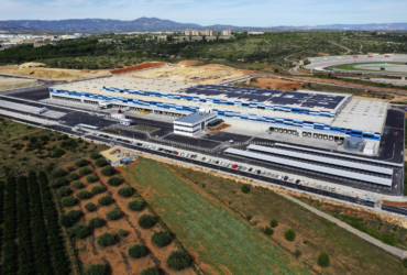 Inauguration of new LIDL logistics platform in Cheste (Valencia)