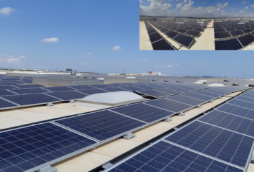 Grupotec designs and executes the self-consumption photovoltaic system for Frutínter.