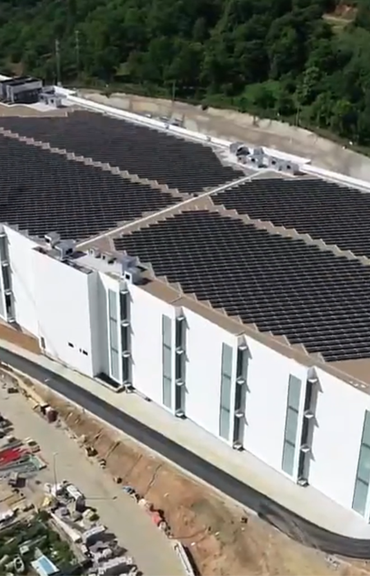 Instalación Fotovoltaica   LEGADO IBÉRICO DE JABUGO