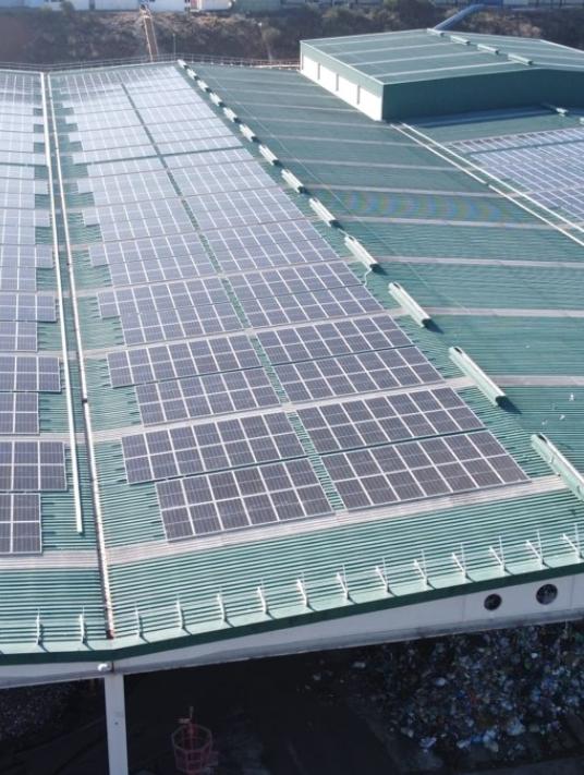 Instalación Fotovoltaica   VALSEQUILLO