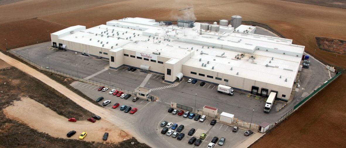 INCARLOPSA nos confía el diseño de su nueva fábrica de elaborados cárnicos en Tarancón (Cuenca)