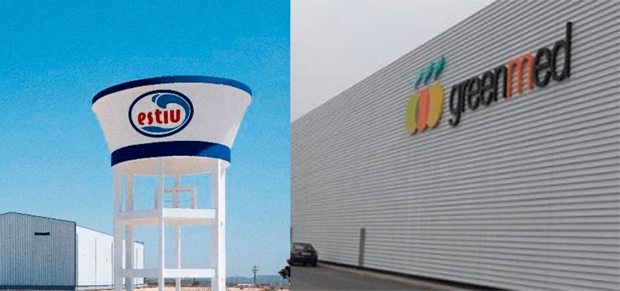 Dos nuevas instalaciones de suministro de agua industrial para Greenmed y Helados Estiu