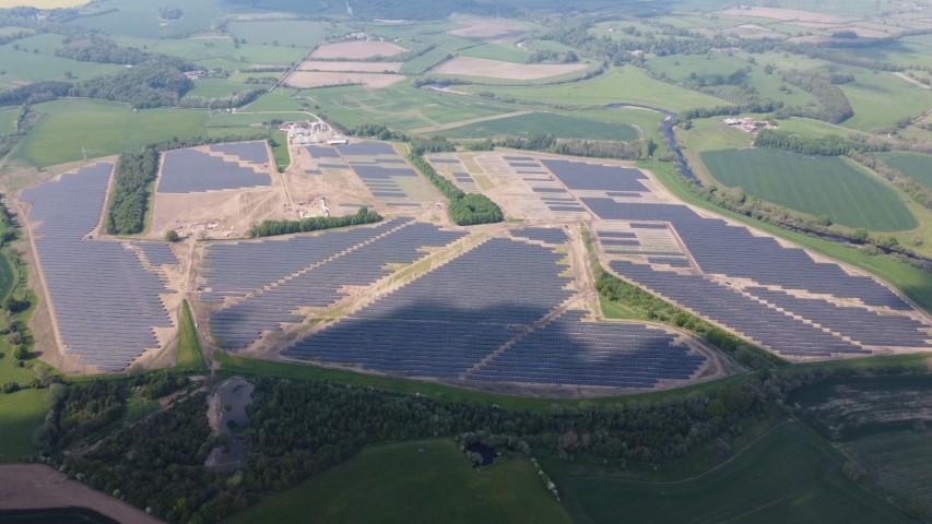 Foto aérea South Lowfield